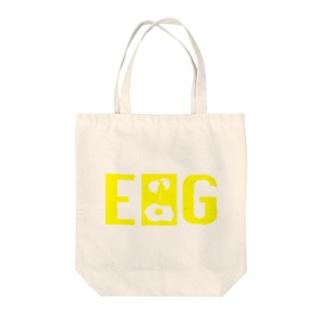 EGG Tote bags