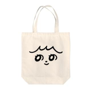 ののちゃん Tote bags