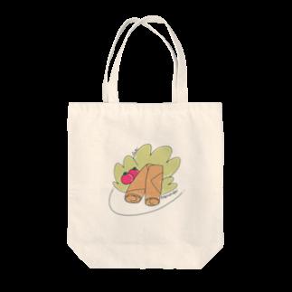 Oicoloのあつあつのはるまき Tote bags