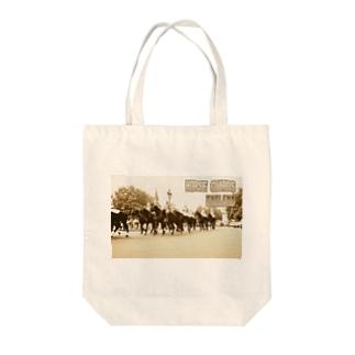 イギリス:王室騎兵(近衛騎兵) England: Horse Guards Tote bags