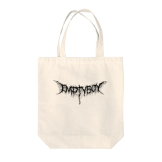 EMPTYBOY Tote bags