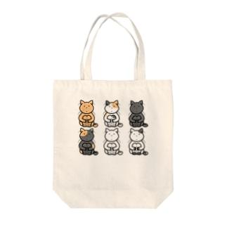 イロイロな猫 Tote bags