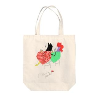 いい女 Tote bags