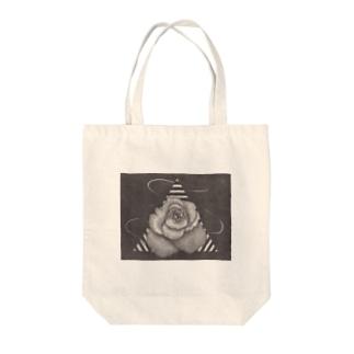 遠い記憶 -早春- Tote bags