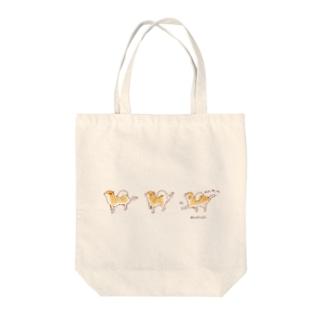 しびびシリーズ Tote bags