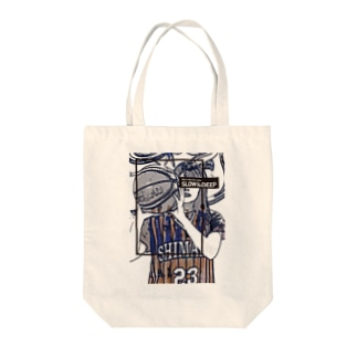 SHIMANE Basketball CLUB Tote bags