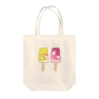 FRUIT ICE CANDY トートバッグ