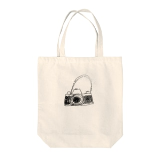 カメラ!カメラ!カメラ! Tote bags
