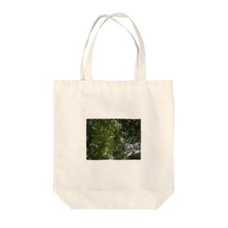 おいしい空気 Tote bags
