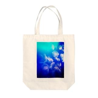 海月の夢 Tote bags