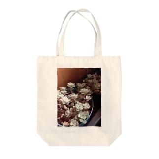 多肉植物♡ケープブランコ Tote bags