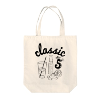 after5 Tote bags
