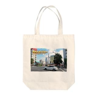 東京都:東京スカイツリー Tokyo: Tokyo Skytree Tote bags