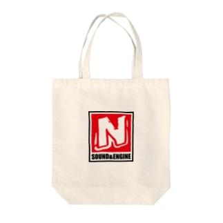Nなトート Tote bags