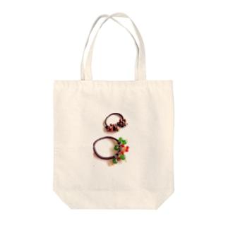 天然石の手作りヘアゴム♪ Tote bags
