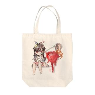 リリカちゃん Tote bags