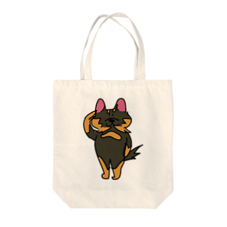 Galore+++ガロアのニコニコ Tote bags