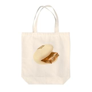 角煮まん Tote bags