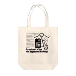 Oh!ヤジ馬 オリジナル(黒文字) Tote bags
