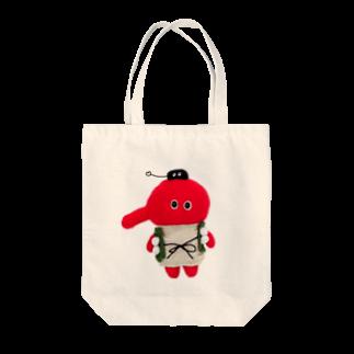 浜松天狗屋👺のぼくは天狗 Tote bags