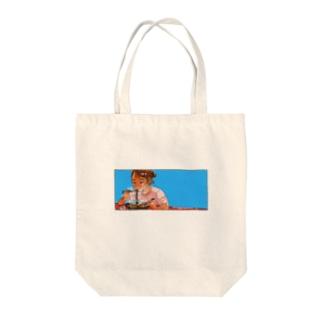 豚骨ら〜めん Tote bags