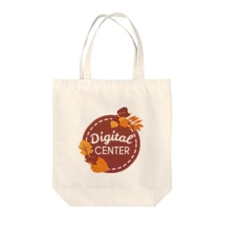 pdcの秋トート丸 Tote bags