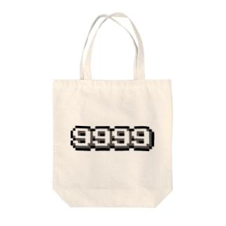 ゲームのHP的な何か(カンスト) Tote bags