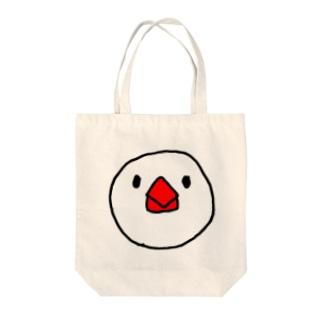ぶんちょ Tote bags