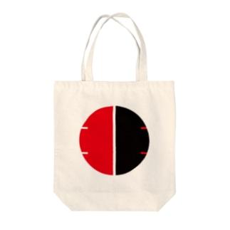 【非国民的】サークルロゴトートバッグ Tote bags