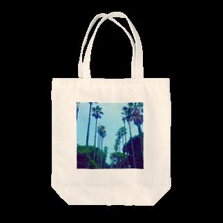 ぬか漬けのぱーむつりー Tote bags
