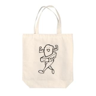 てぃっしゅ Tote bags