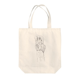 jrty Tote bags