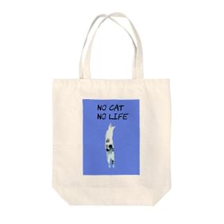チャンミケ Tote bags