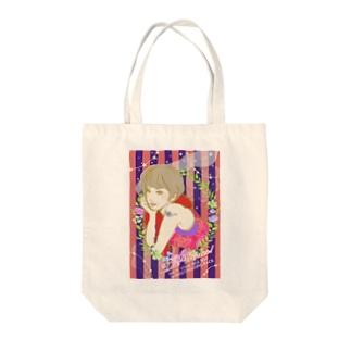 冬子 Tote bags