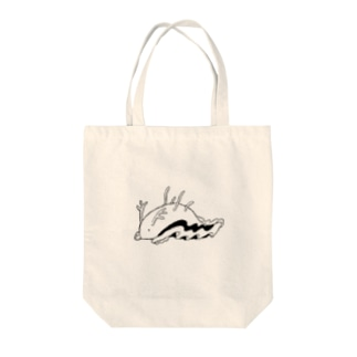 ウミシカ。 Tote bags