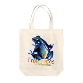 カエルメイト(Frog-mates)より「アマノカワズ」 Tote bags