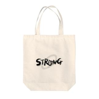 ストロング君やで‼️ Tote bags