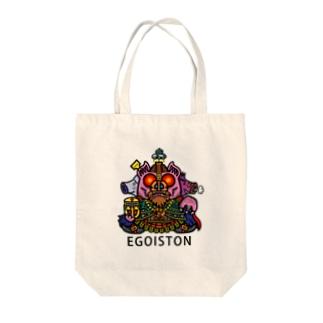 EGOIS-TON Tote bags