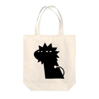 ANIMALシリーズ らいおん Tote bags