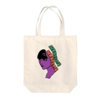 フォーエバーティーンズ Tote bags