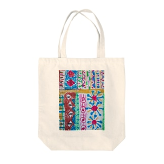 105colorful Tote bags