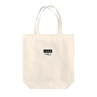 LOOP(simple) Tote bags
