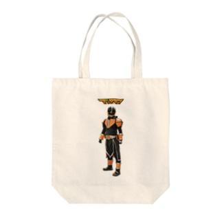 マツヤマン Tote bags