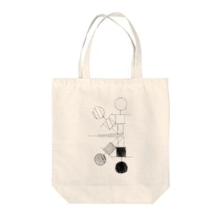 影の影の影の… Tote bags
