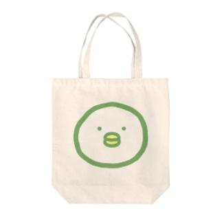 うるせぇトリ(らくがき2) Tote bags