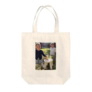 Elena Aurelia and Teodor Adam Tote bags