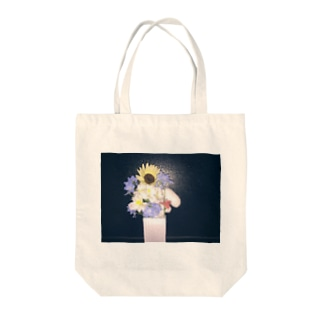 PM21:06 向日葵とナタリー Tote bags