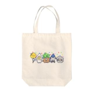 さらだふぁいぶ!(2019) Tote bags