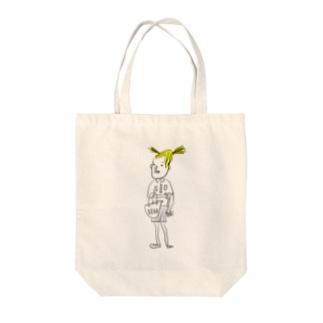 ルーシー(12) Tote bags