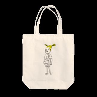 えむらぼのルーシー(12) Tote bags